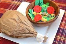 Diy Toys - Play Food & Kitchens / by Ajar Anak