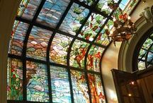 STAINED GLASS / by Janet Alman