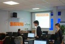 """ANT Aquitaine / A l'initiative de la MOPA, la formation """"Animation Numérique de Territoire"""" a vu le jour en Aquitaine au début de l'année 2010 et est aujourd'hui reprise dans plusieurs régions françaises."""