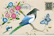 Cards, Tags, Envelope Art / by Jeanene Gioscia-Heuseveldt