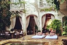 Backyard, Garden & Terrace / by SANKTA Interior eDesign