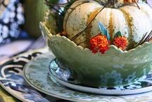 Fall Decorating Ideas / Fabulous fall inspiration, DIY decor and crafts for the autumn season!