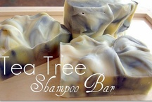 DIY: Soap, Home and Body Care / From the tip of your hair to the tip of your toes, and everything in between.