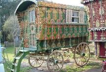 Gypsy Caravan & Boho Style / by Jeanene Gioscia-Heuseveldt