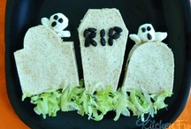 ☆ Spooky Food ☆ / by Deatra Duncan
