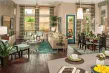 Dallas, TX Homes / Take a look at our gorgeous models in communities all over Dallas! All of the models are available in the Dallas real estate area through us, David Weekley Homes.