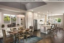 Phoenix, AZ Homes / Take a look at our gorgeous models in communities all over Phoenix! All of the models are available in the Phoenix real estate area through us, David Weekley Homes.