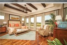 San Antonio, TX Homes / Take a look at our gorgeous models in communities all over San Antonio! All of the models are available in the San Antonio real estate area through us, David Weekley Homes.