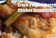 Crockpot Meals and Sides