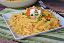 Pasta Sides and Dishes