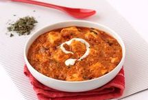 Paneer Special / Various types of restaurant and dhaba style punjabi paneer subzi with gravy, without garvy etc.