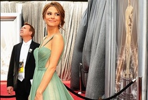 Red Carpet <3  / Most of us aren't lucky enough to have occasions to dress so formally. So we have to live vicariously through photos of events like the Oscars. Here are some of my favorites.
