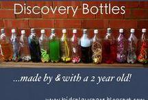 Science - Preschool (Discovery Bottles) / by Ajar Anak