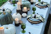 Holidays: Halloween & Thanksgiving