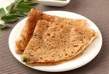 South Indian Food Recipes with Step by Step Photos