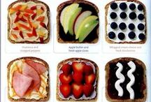 Kid Lunches / Ideas for the lunch boxes