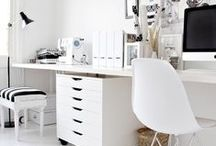 Ikea office ideas