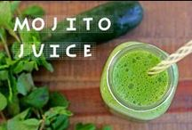 {Healthy Living} Juices