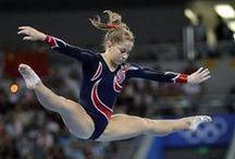 Gymnastics / by Kathy-Jo Beamenderfer