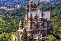 Castles / by Kathy-Jo Beamenderfer