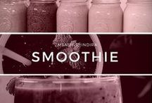 / smoothies / / by Ashley Indira