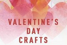 Valentines Day / ideas on crafts and gifts for Valentines day.  Spread the love!