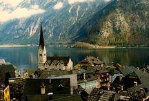 Austria and Switzerland / by Kate Graff