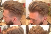 Hair- Boys to Men / Hair of the Male Species