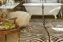 Floors / Tiles. Wood. Rugs. Oh, my!