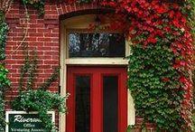 Home Exteriors / The exterior of a home