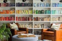 Shelves / I like big books, and I cannot lie.