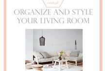 Living Rooms / Living room inspiration for the home