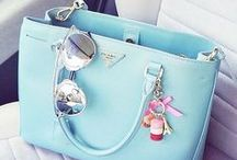 Handbag Love / Beautiful Handbags are what we are all about! Keeping them organized is the icing on top!