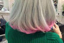 hair / by Natali