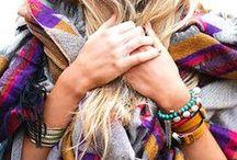 ACC: scarves + E T C.