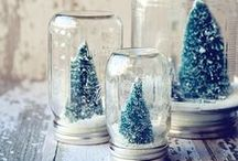 Christmas Crafting + Fun.