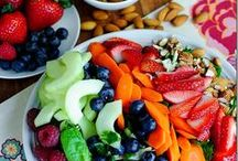 HEALTHY & YUMMY!!!! / HEALTHY FOODS AND DRINKS / by Brea Moser-Anderson