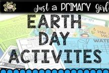 Classroom Earth Day / Earth Day Activities for the Primary Classroom