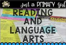 Classroom Reading/Language arts / Find general Reading and Language Arts ideas for the primary classroom.