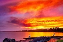 Sunsets & Sunrises / by wunderground.com