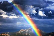 Rainbows, oh my! / by wunderground.com