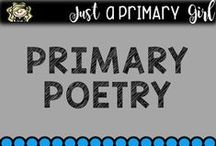 classroom poetry / Poetry in the Primary Class