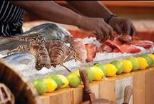 Organic Eats / The Island of Nevis is full of natural resources.  Our Resort takes advantage of sourcing much of our produce, and other items from local farmers / fisherman / and from plants that grow on our property.  It doesn't get fresher than that! / by Four Seasons Resort Nevis, West Indies