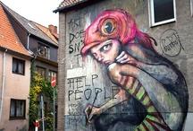 • street art • / Street & murals