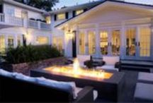 · exteriors · landscapes · outdoor living · pools ·