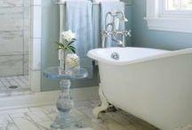 · bathrooms ·  / by stephanie w.