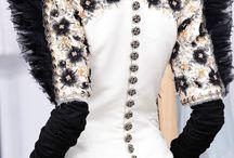 • couture • / fashion   designers   haute couture