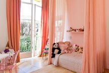Allana and her big girl room / by Candice Garrett
