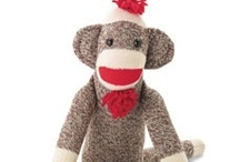Sock Monkey / by Mindy Mew