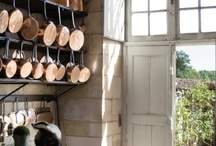 kitchens / by Karen Morgan of Blackbird Bakery Gluten-Free